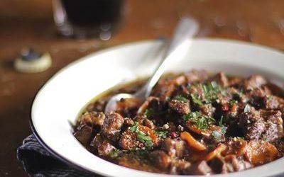 Saint-Patrick : recette du ragoût de boeuf irlandais