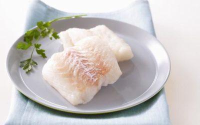 Recette de poisson : filet à la sauce Nantua