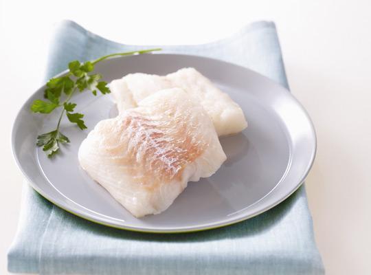 Filet de poisson recette à la sauce Nantua