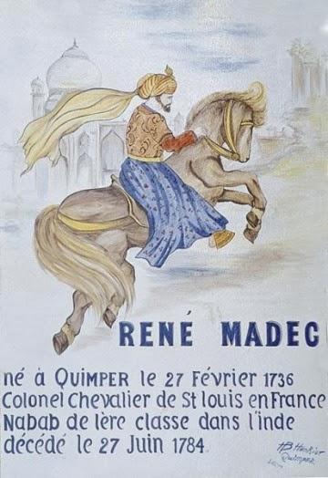 Recette de poisson du Nabab René Madec