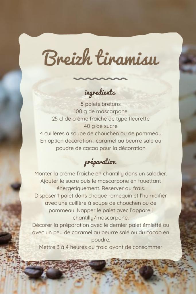 Décovurez une recette bretonne gourmande !