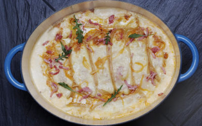 Breizhiflette, la tartiflette bretonne