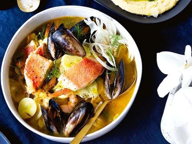 Cotriade des îles un plat traditionnel breton