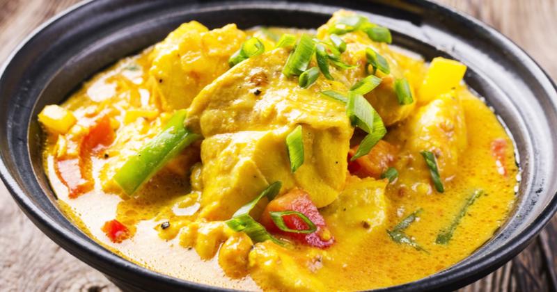Recette de curry de poisson à la goanaise