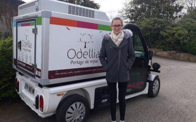 Odellia Services, véritable vecteur de lien social.